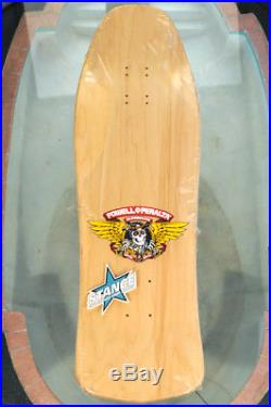 Powell Peralta NOS Ray Underhill Cross & Chain. Color, Natural