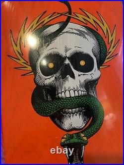 Powell Peralta Orange Mike McGill 10 Re-Issue