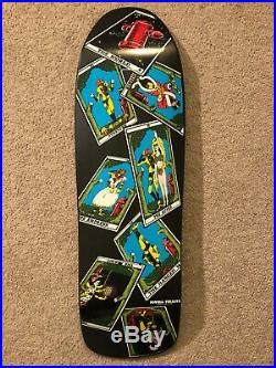 Powell Peralta Ray Barbee NOS skateboard deck vintage