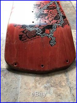 Powell Peralta Ray Underhill Late 1980s Deck, 24 HOUR DEAL