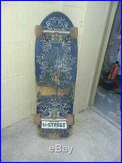Powell Peralta Tommy Guerrero Iron Gate Skateboard OG Vintage