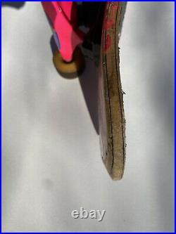Powell Peralta lance mountain future primitive Skateboard 1985 Vintage original