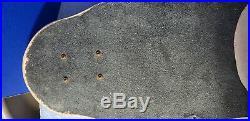 RARE 1987 Powell Peralta Tony Hawk OG Chicken Skull Skateboard Vintage 1980s