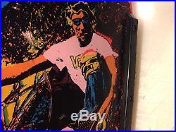 RARE Old School 80s Variflex Skateboard Outer Limits Vans 1987 Lance Mountain