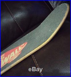 RARE VINTAGE SKATEBOARD DECK MADONNA COLLAGE 1993 H-STREET CHAD VOGT WithLTD BOOK