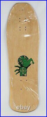 RARE Vintage Schmitt Stix Steve Douglas KEYHOLE Skate Skateboard Deck NOS 1989