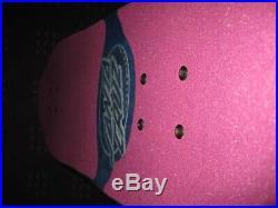 ROSKOPP FACE Santa Cruz SKateboard +Indy trucks Slimeball wheels ORIGINAL