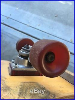 Rare 1978 Astral Skateboard PIG Deck Santa Cruz Tracker EXTrack 70s Rare Alva
