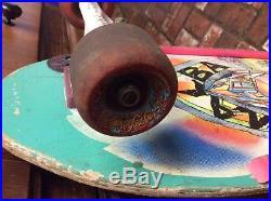 Rare 1987 Micke Alba (Malba) Temple Dogtown Skateboard very hard to find