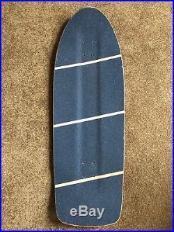 Rare BDS Bulldog Beamer Skateboard Deck Foil 12 X 35 Huge