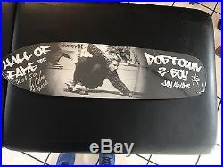 Rare Signed Jay Adams Z Flex Skateboard