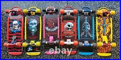 Rare Vintage Powell Peralta 1985 Mike Mcgill Skateboard Skull & Snake