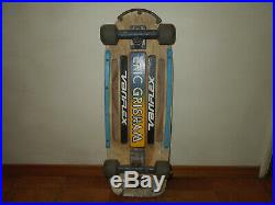Rare Vintage Skateboard Variflex Eric Grisham Concave