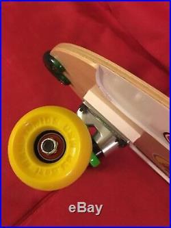 Reissue Old School Skateboard G&S Proline SC Sims Acs Alva Andrecht Kryptonics
