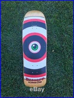 Rob Roskopp Target Eye 1990 Original