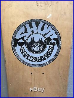 SHUT Skateboards, Assualt Vehicles Vintage 80s