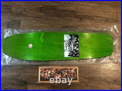 SIGNED Anti Hero JEFF GROSSO skateboard deck End Game- Last Supper