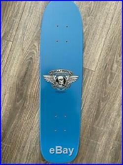 SIGNED Powell Peralta Rodney Mullen Series 1 Skateboard Deck Reissue 2015
