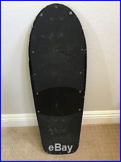 SIMS BRAD BOWMAN 1980s skateboard DECK RARE 1982