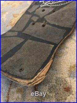 Santa Cruz Roskopp Target 5 Vintage Skateboard Deck Phillips Independent Natas