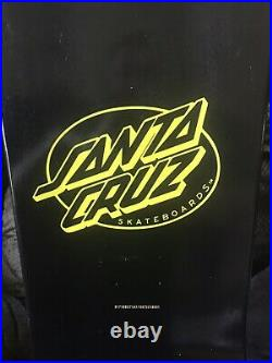 Santa Cruz skateboard Street Creep 2015 reissue Deck