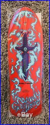 Series 6 Powell Peralta Tommy Guerrero Skateboard Deck