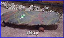 Sims Dave Andrecht Concave Dog Town Hobie Kanoa Alva G&S Old School Skateboard