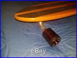 Sims Pure Juice Skateboard 36, Bowl Rider Wheels