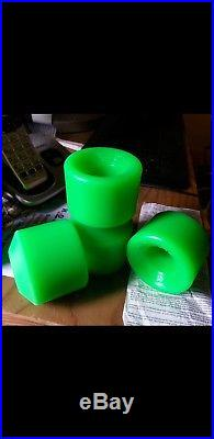 Sims Snake Conical Skateboard Wheels from vintage original 1979 molds dogtown