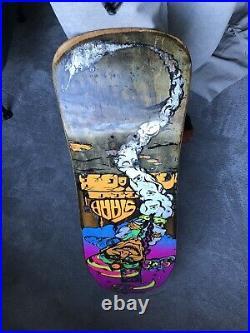 Sims Vintage OG 1991 Kevin Staab Skateboard Deck Santa Cruz Powell Peralta