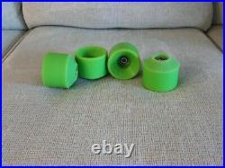 Sims skateboard vintage Brad Bowman + pure juice conical wheels + team shirt