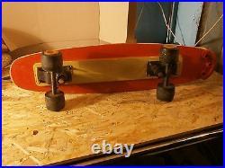 Skateboard Wooden Vintage soviet Ussr russian