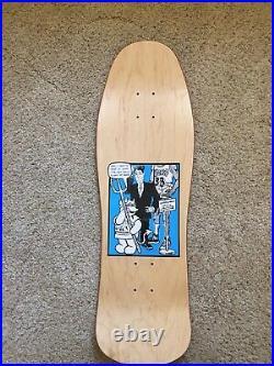 Steve Rocco 3 III World Industries Skateboard Deck & Print Vintage prime