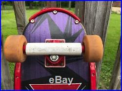 TONY HAWK POWELL PERALTA Original 1983 Chicken Skull Skateboard- Ultra Rare