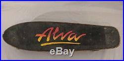 Tony Alva 1977/78 Skateboard Tracker Trucks Kryptonic Wheels
