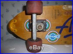 Tony Alva Vintage Skateboard complete
