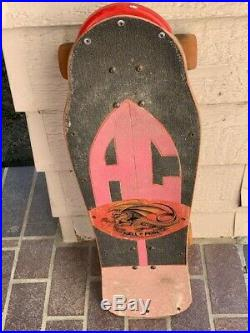 Tony Hawk Chicken Skull Powell Peralta Skateboard ORIGINAL not reissue