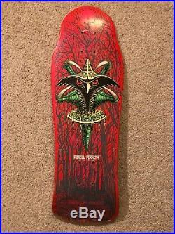 Tony Hawk Claw Powell Peralta vintage skateboard NOT REISSUE. Vision Santa Cruz