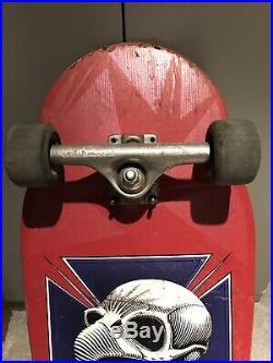 Tony Hawk Powell Peralta 1987 OG Skateboard Vintage Venture Trucks OJII Wheels