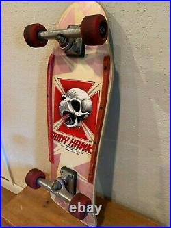 Tony Hawk Powell Peralta vintage 1980's skateboard, original parts