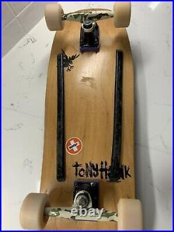 Tony Hawk Vert Deck Powell Peralta 1990-91 Original Owner