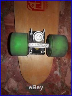 Torger Johnson Skateboard For Logan Earth Ski Bennett Trucks, Kryptonics Wheels