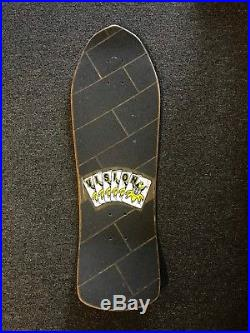 ULTRA RARE Skateboard Vision The Joker 1989 Skateboard Vintage LIMITED EDITION