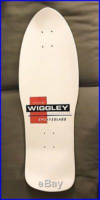 Uncle Wiggley NOS Vintage Vtg Skateboard Deck