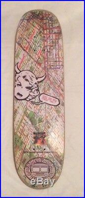 Underworld Element Rick Ibaseta 90s Slick Vintage Rare Skateboard Kate Moss