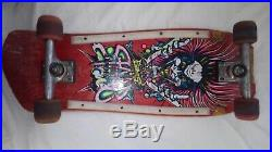 VINTAGE 80S Sims Kevin Staab, Original, Independent Trucks and Sims B-52' wheels