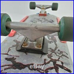 VTG 1987 Powell Peralta LANCE MOUNTAIN Skateboard 80s Bones Old School Ramp