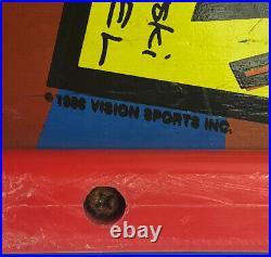 VTG OG 88 Vision Gator Mini Skateboard Mark Rogowski Tracker Trucks Vision Blurr