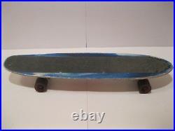 Very Rare Vintage 1970's Skateboard Bennett Trucks Road Rider 2 Wheels