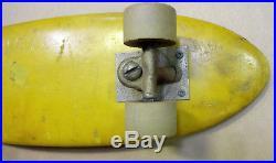 Vintage 1969 Makaha LX-10 Kicktail Skateboard